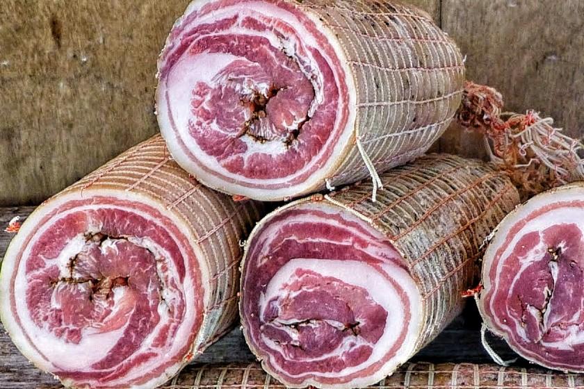 La Pancetta par La Savoie à Domicile