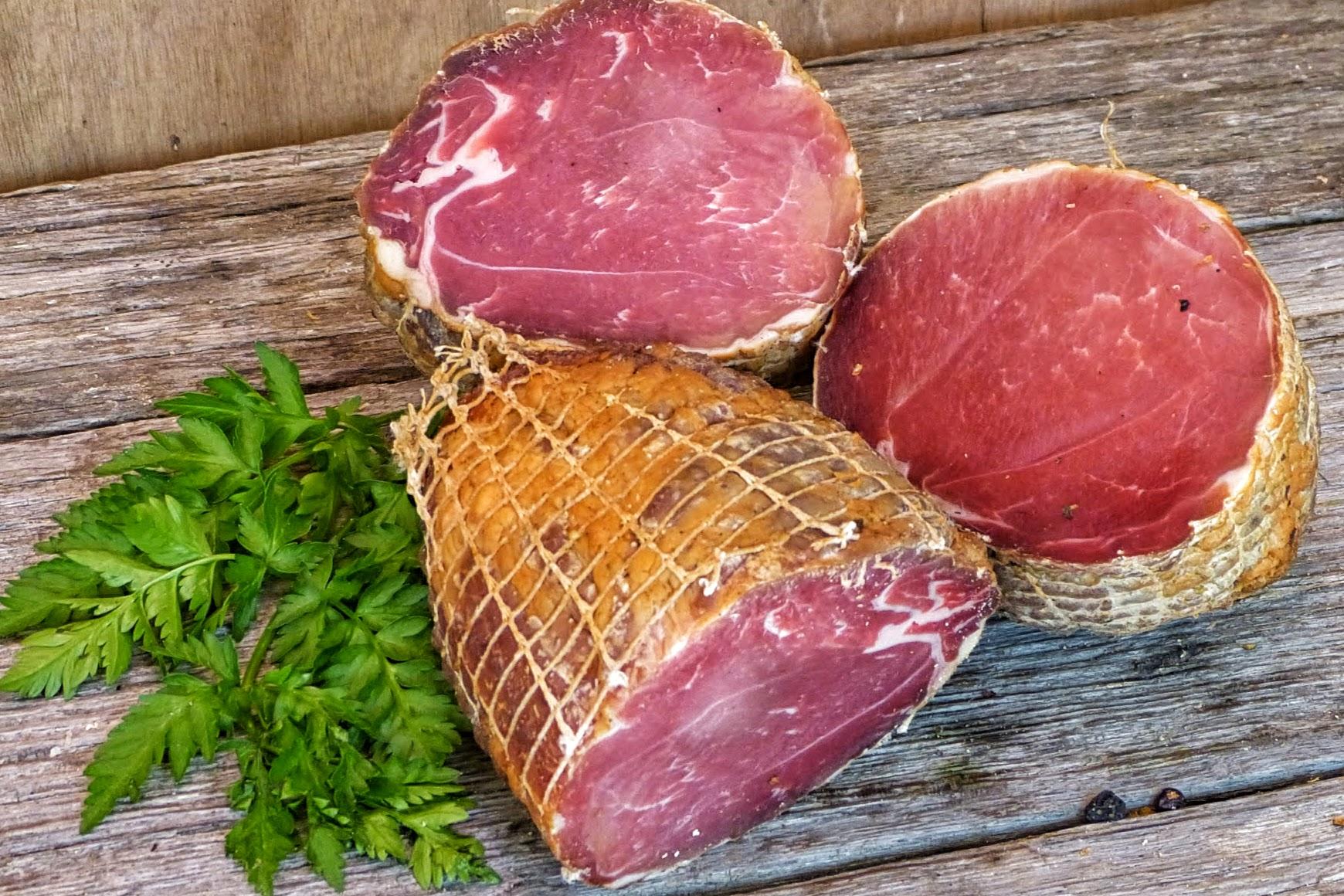 La Noisette de Jambon - La Savoie à Domicile