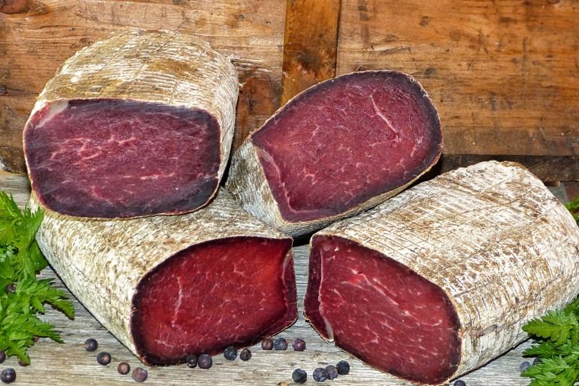Viande Séchée - La Savoie à Domicile